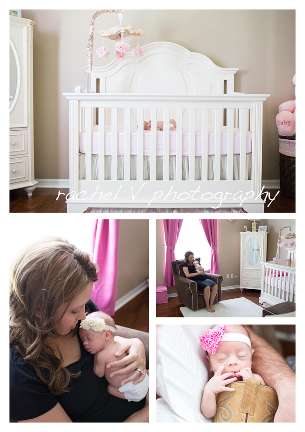 Newborn photography session, Orlando Newborn Photographer