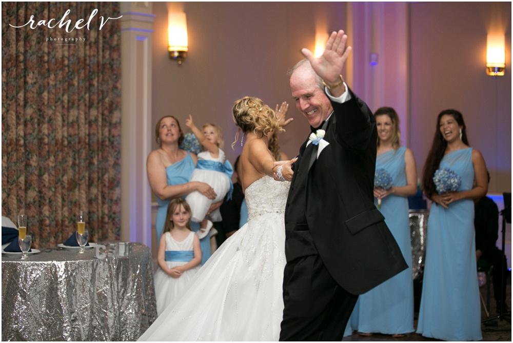 Jeff and Cynthia's Summer wedding at Leu Gardens in Orlando, Florida with Rachel V Photography