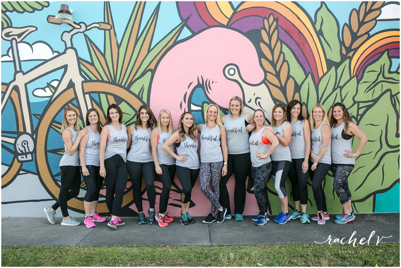 baby boot camp - lake mary, orlando central/north & winter park instructor portraits with Rachel V Photography in College Park, Florida