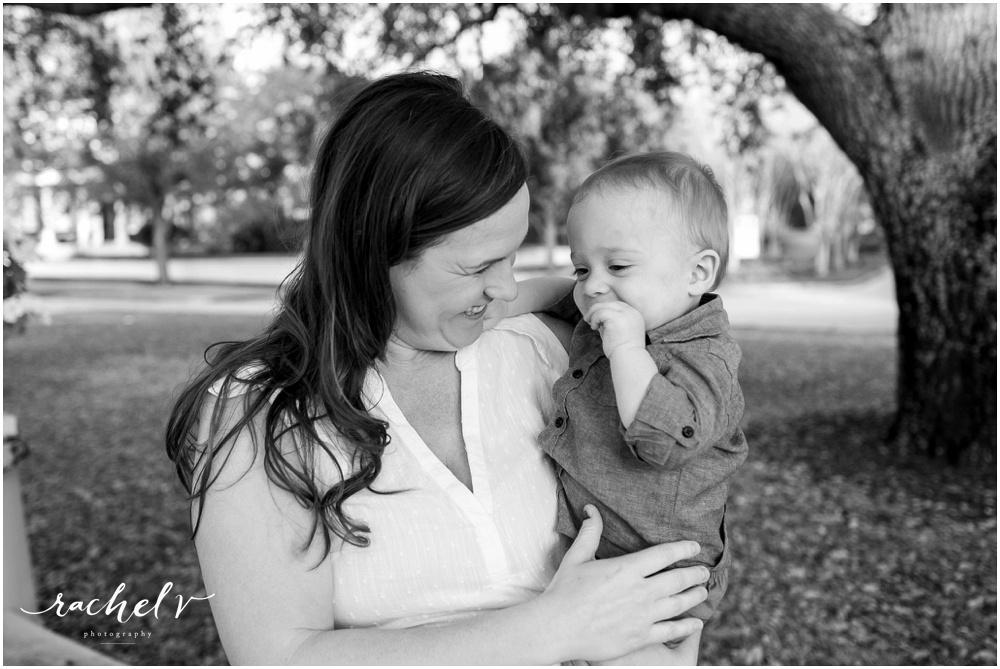Baldwin park Family photos with Rachel V Photography
