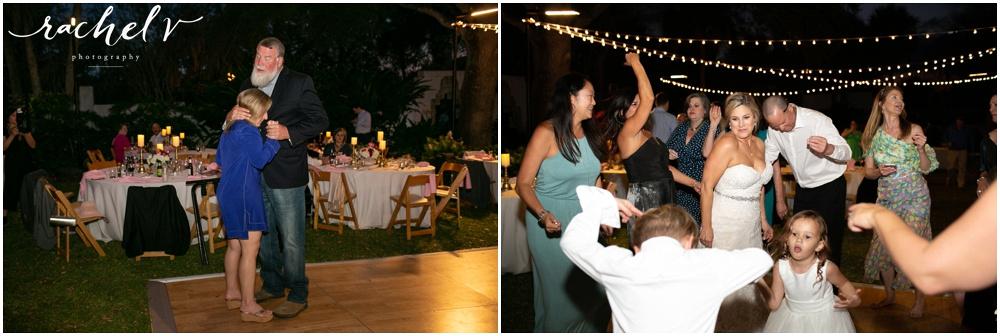 Reception -  Maitland Art Center Wedding with Rachel V Photography in Maitland Florida