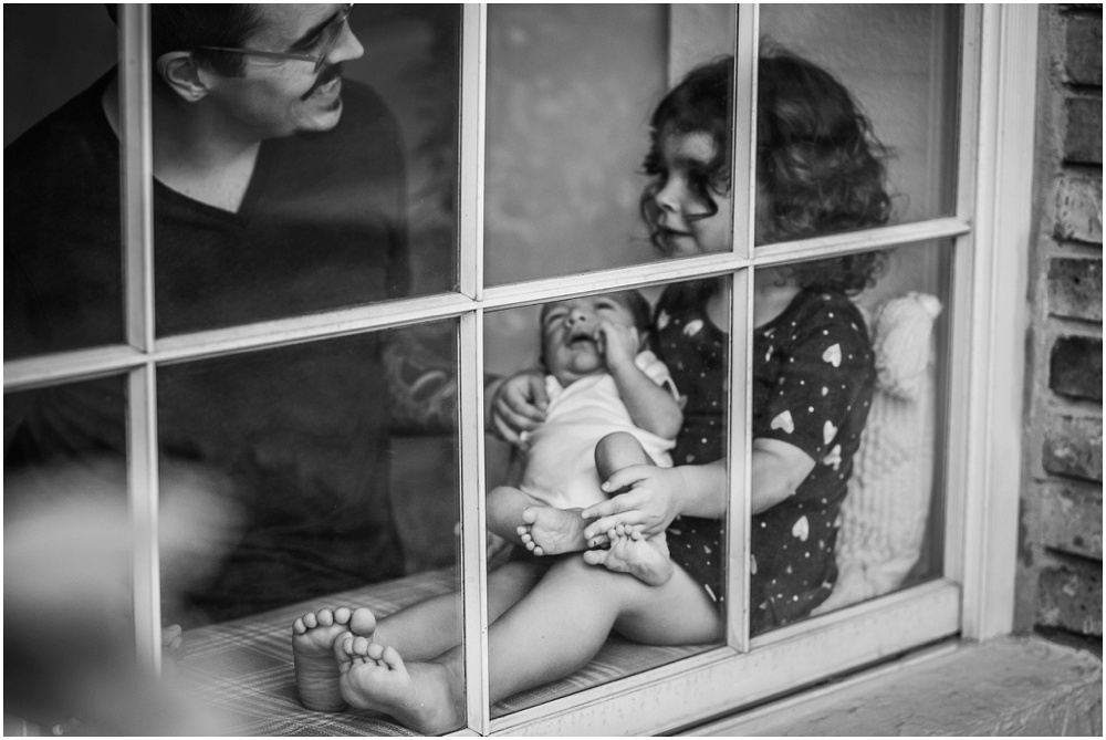 Newborn photos during Covid 19 in 2020 with Rachel V Photography in Orlando, Florida