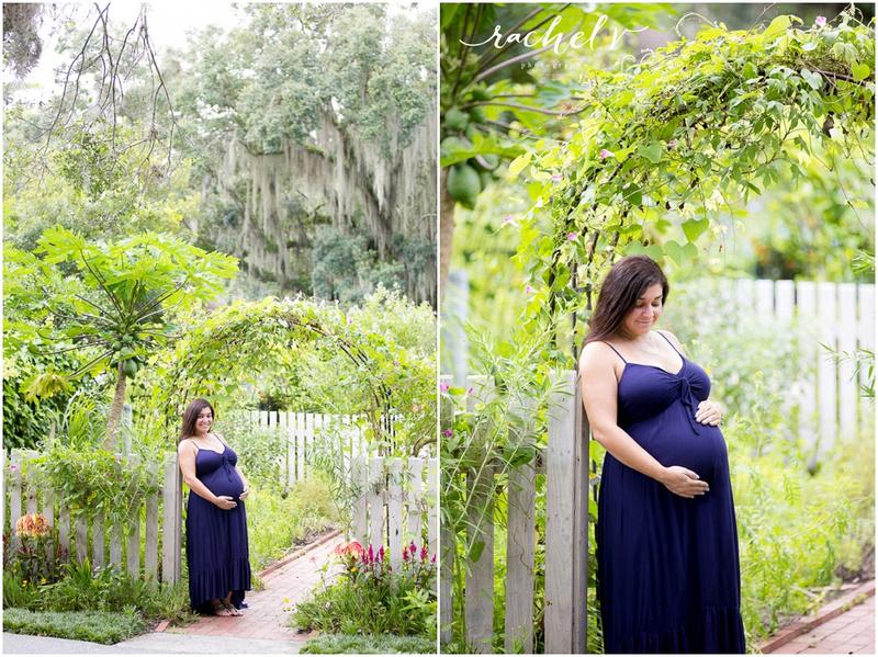 Leu Gardens Maternity Session