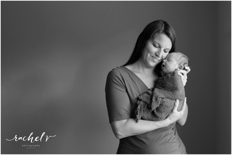 Weston's newborn session at Lake Louisa State Park in Cleremont, Florida