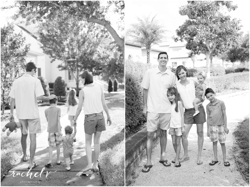 Family lifestyle session, capturing the togetherness of your family by Rachel V Photography