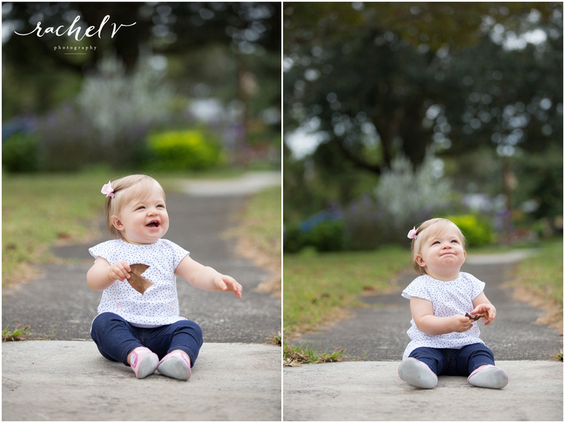 Riley's 10 month pictures