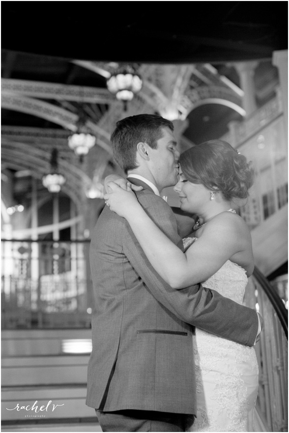 Sarah & Stephen's Reception at Orchid Garden in downtown Orlando, Florida