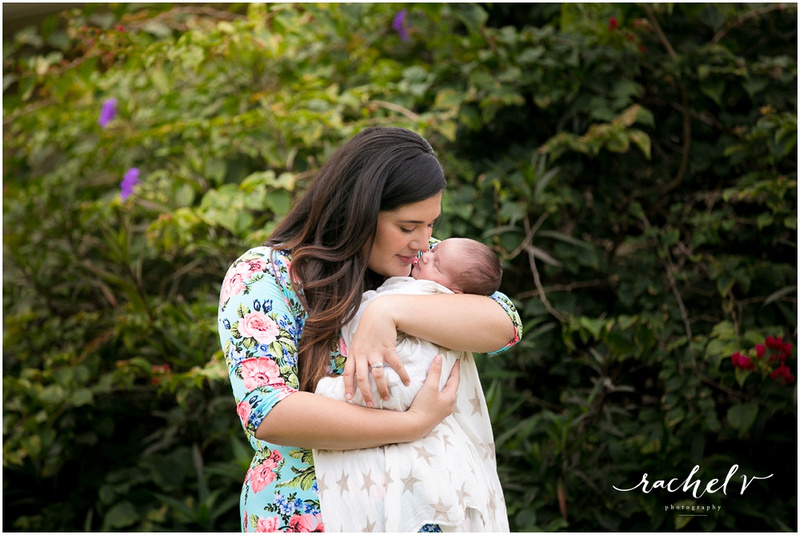 Aiden Fernandez Lifestyle Newborn Session