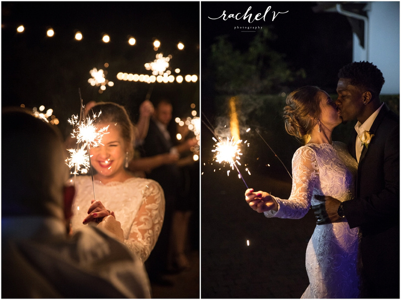 Intimate Lakeside Wedding with Rachel V Photography