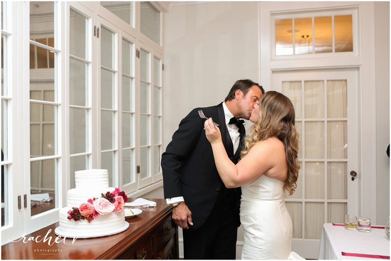 Kelley-Bibeau Wedding at The Capen House in Winter Park Florida with Rachel V Photography