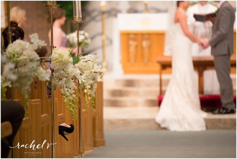 Sarah & Stephen's Wedding at St. Lukes, Oviedo, FL
