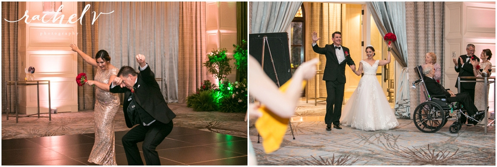 Coleman- Jones Beauty and the Beast Wedding at the Four Seasons Orlando in Orlando, Florida with Rachel V  Photography