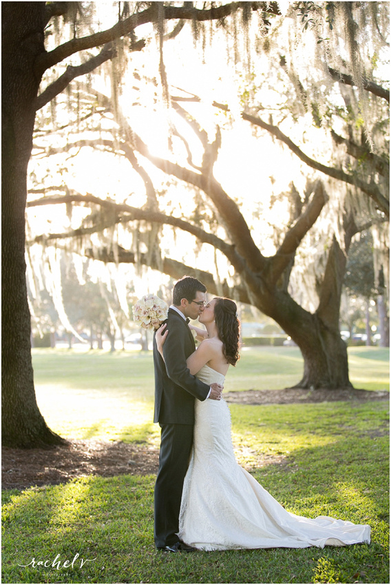 Erica & Kurt's Country Club of Orlando Wedding Photographed by Rachel V Photography